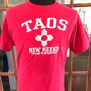TAOS New Mexico T Shirt